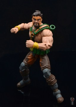 marvel legends hercules figure review - ready for battle