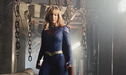 new supergirl season 5 costume