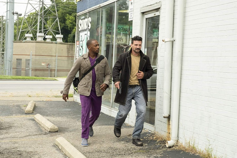 point blank review - anthony mackie and frank grillo