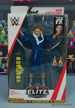 wwe elite bob backlund figure review - package front
