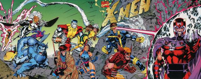 x-men #1 jim lee covers