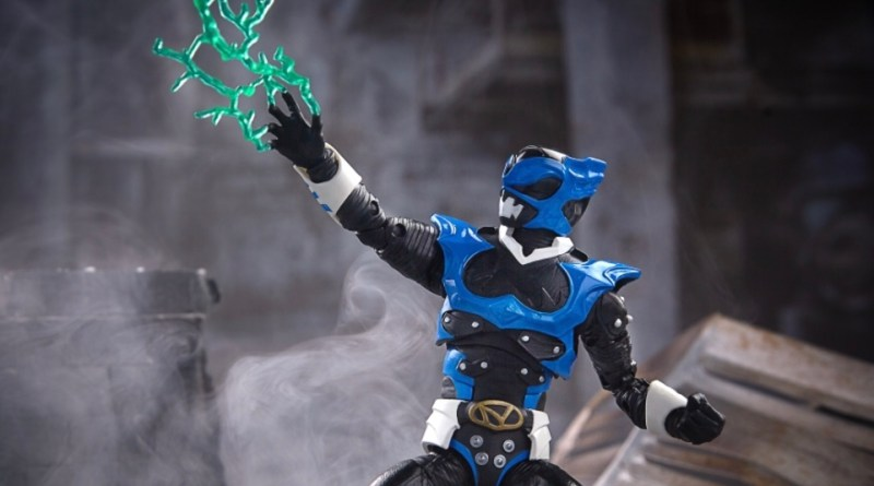 power rangers lightning collection space psycho blue ranger figure - main pic