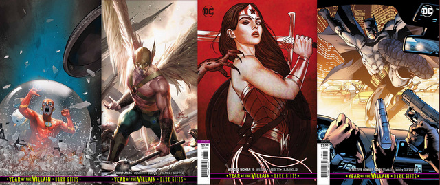 dc comics reviews 8/14/19