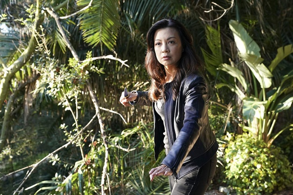 agents of shield - the sign review - may