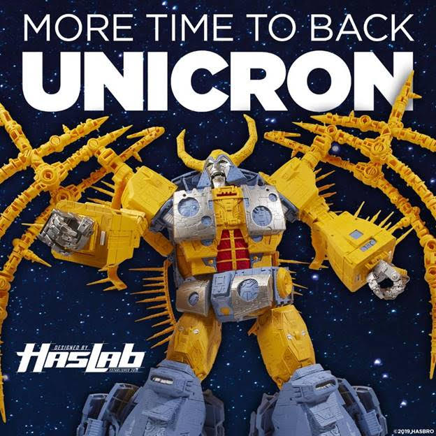 haslab transformers unicron extended