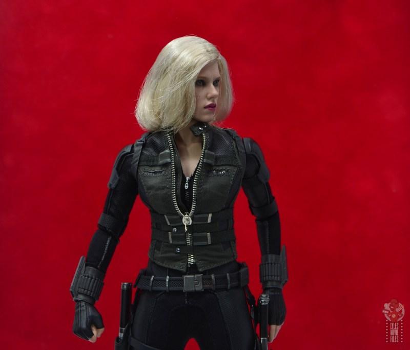 Hot Toys Avengers Infinity War Black Widow Figure Wild