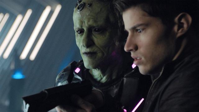 krypton season 2 brainiac and Seg-el