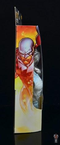 marvel legends guardian figure review - package side