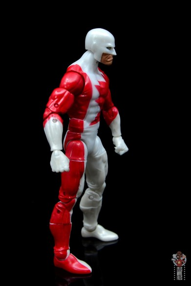 marvel legends guardian figure review - right side