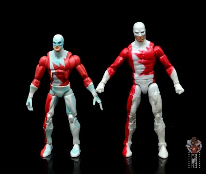 marvel legends guardian figure review - with first hasbro guardian