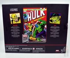 marvel legends hulk vs wolveringe figure review 80th anniversary - package rear