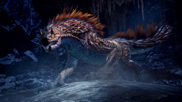 monster hunter world iceborne - Viper_Tobi_Kadachi