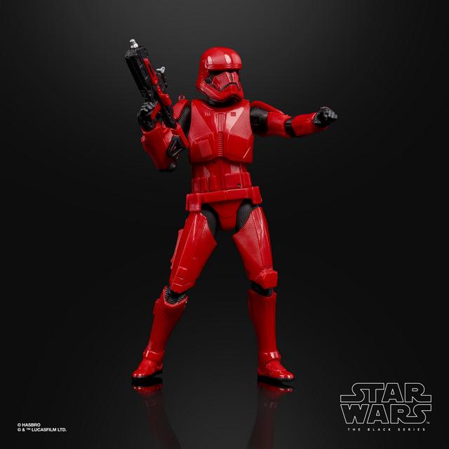 star wars the black series sith trooper loose