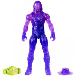 wwe ghostbusters the undertaker figure - accessories off
