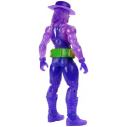 wwe ghostbusters the undertaker figure - rear