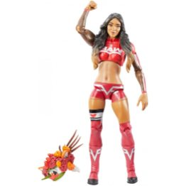 wwe survivor series elite alicia fox figure - accessories