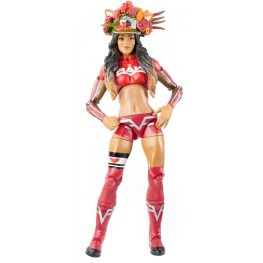 wwe survivor series elite alicia fox figure - front