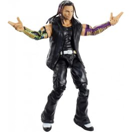 wwe survivor series elite jeff hardy figure - hands up