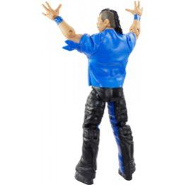 wwe survivor series elite shinsuke nakamura figure - rear