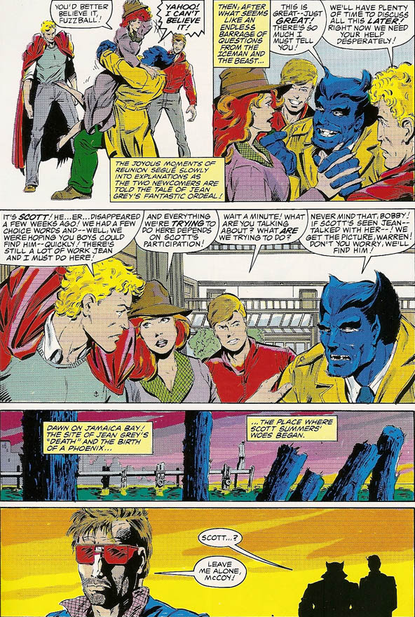 Best Comic Book Team Ever: The Case for X-Factor   Lyles Movie Files