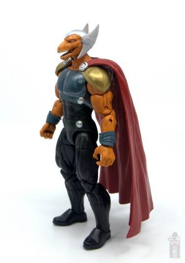 Marvel Legends Beta Ray Bill figure review - left side
