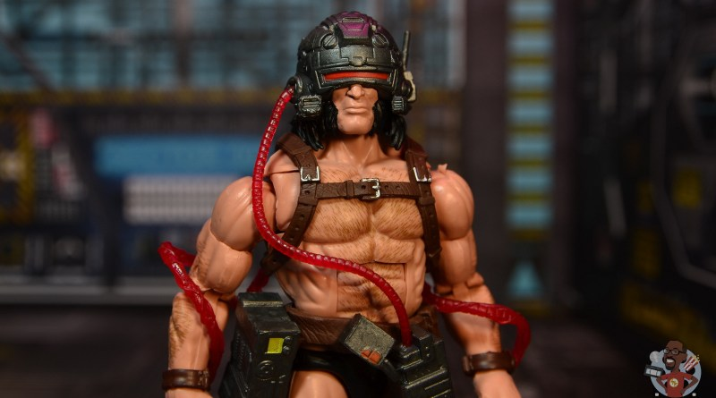 Marvel Legends Weapon X figure review -main pic