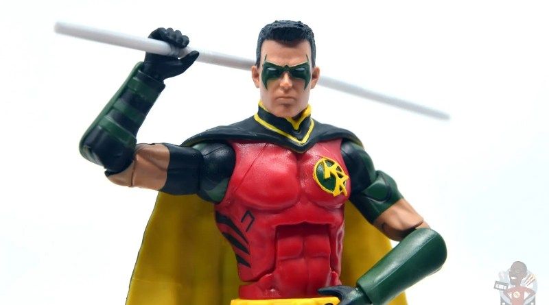 dc multiverse red robin figure review - main pic
