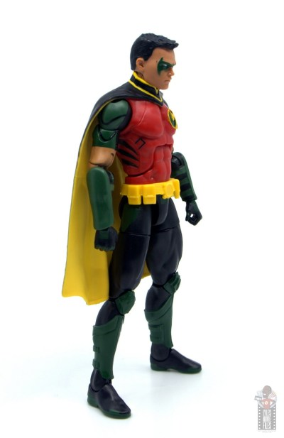 dc multiverse red robin figure review - right side