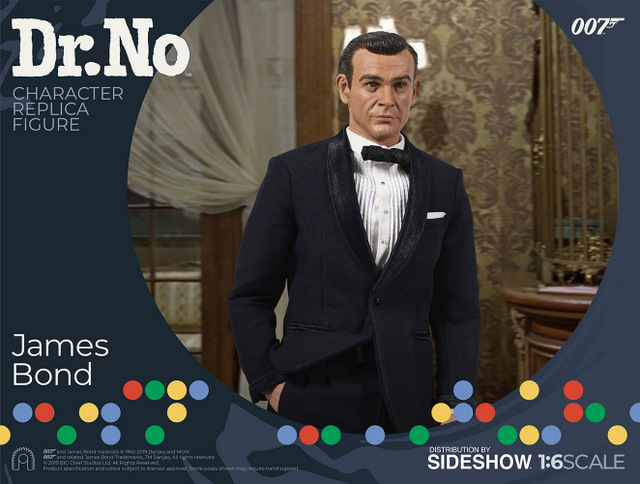 Sean Connery S Dr No James Bond Figure Up For Pre Order