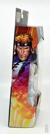 marvel legends cannonball figure review - package side