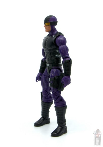 marvel legends paladin figure review - right side