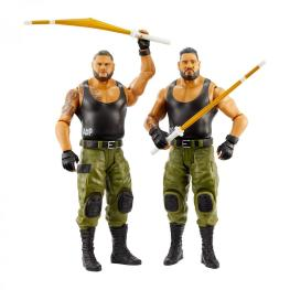 wwe battle pack 62 authors of pain - wide