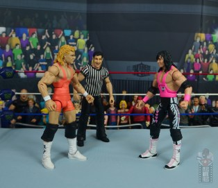 wwe bret hart king of the ring 1993 figure review - face off with mr. perfect