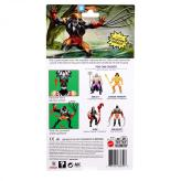 wwe masters of the universe finn balor - package rear