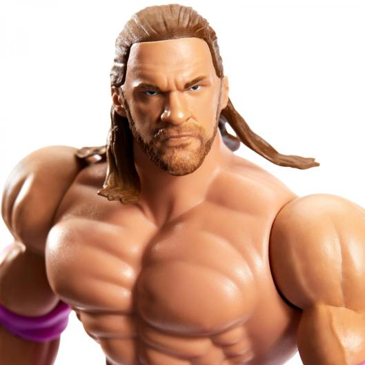 wwe masters of the universe triple h -close up