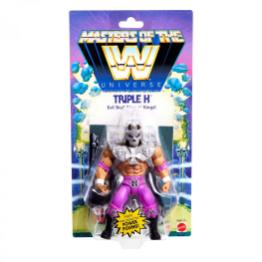wwe masters of the universe triple h - package front
