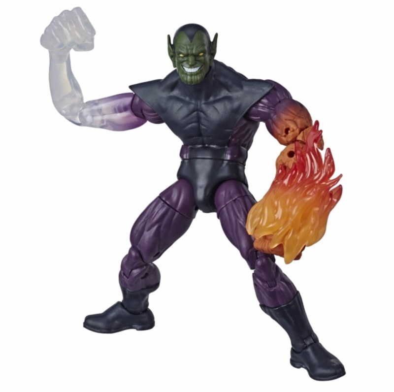 marvel legends super Skrull