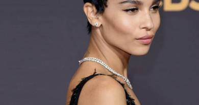 Zoe Kravitz to play Catwoman in the Batman