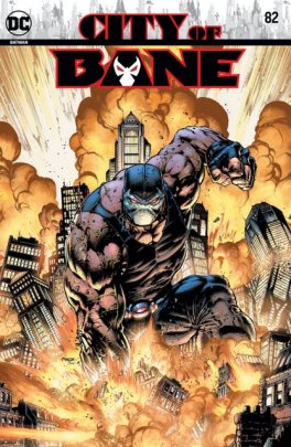 batman #82 previews cover