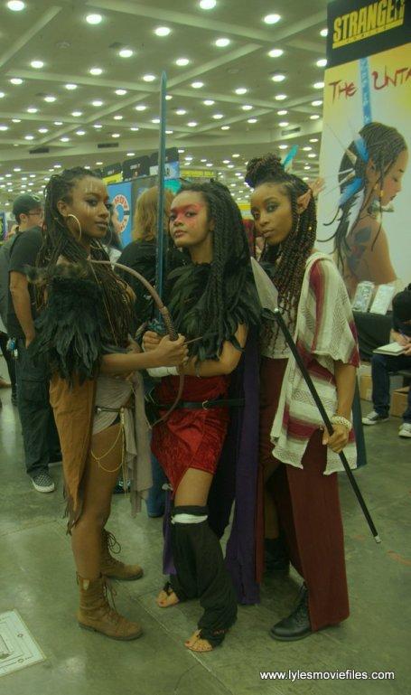 Baltimore Comic Con 2019 cosplay - untamed