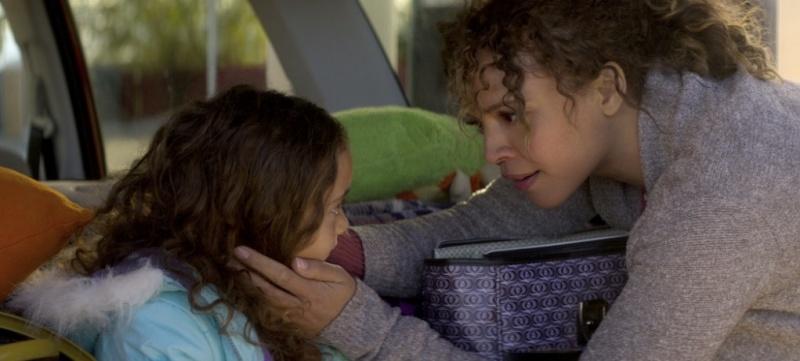Rattlesnake movie review - Apollonia Pratt and Carmen Ejogo