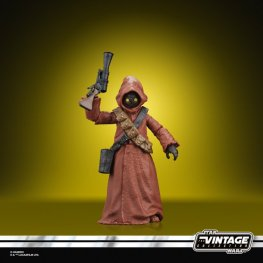 STAR WARS THE VINTAGE COLLECTION 3.75-INCH JAWA Figure - oop