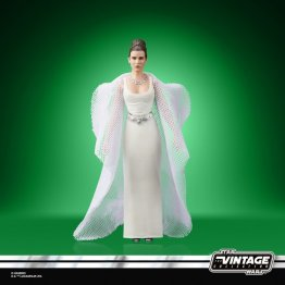 STAR WARS THE VINTAGE COLLECTION 3.75-INCH PRINCESS LEIA ORGANA (YAVIN) Figure - oop