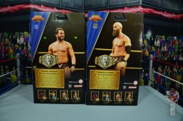 WWE Hall of Champions DIY figure review - package rear