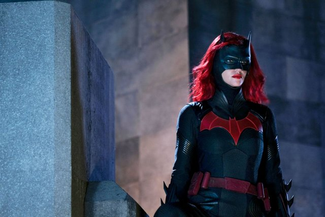 batwoman down down down review - batwoman