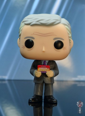 funko pop alex trebek figure review - front