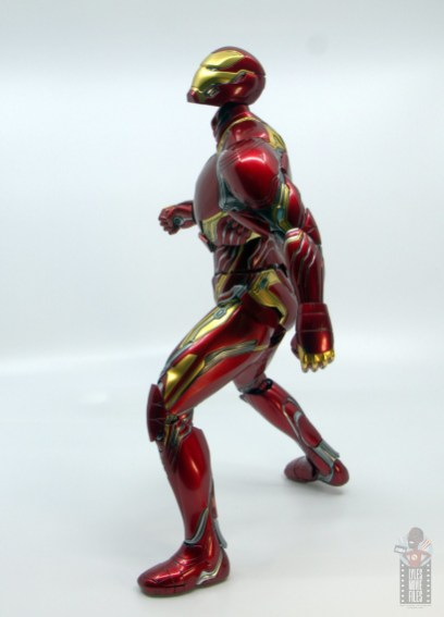 hot toys avengers infinity war iron man figure review - about to fly