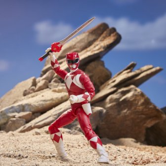 power rangers lightning collection wave 3 -Red Ranger_21