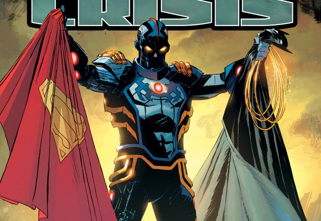 tales from the dark multiverse infinite crisis cover