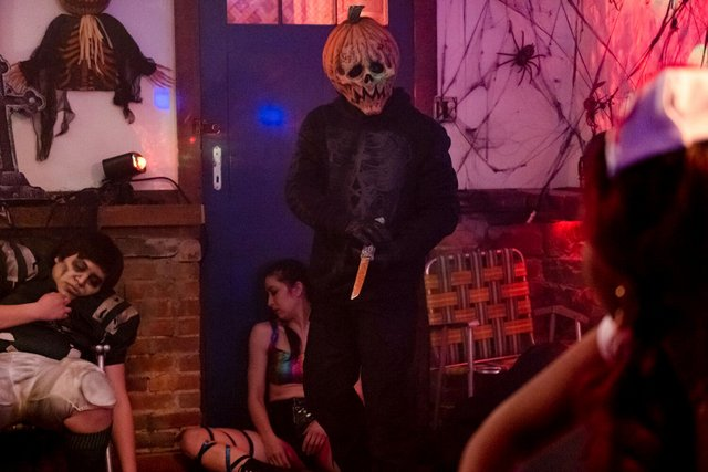 trick movie review - trick
